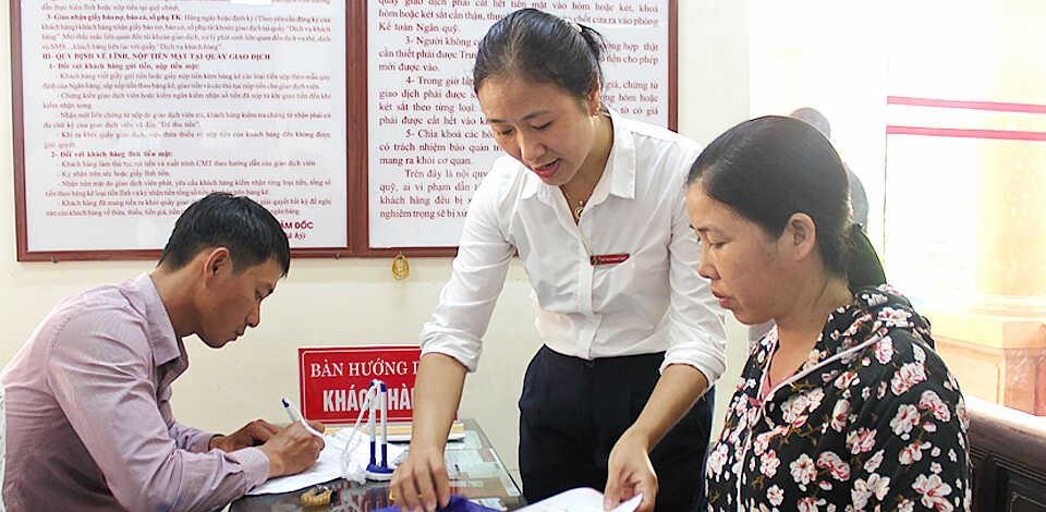 dịch vụ hỗ trợ vay vốn ngân hàng tại hà nội